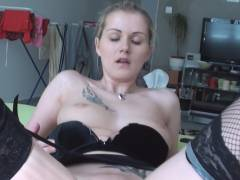 Amateur GF Bondage Homevideo